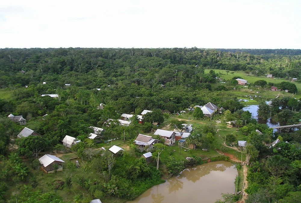 Céu do Mapiá